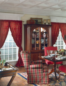 Custom Window treatment from statewide blinds and shutters