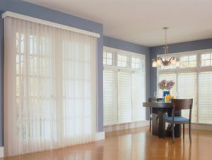 Light and airy curtains